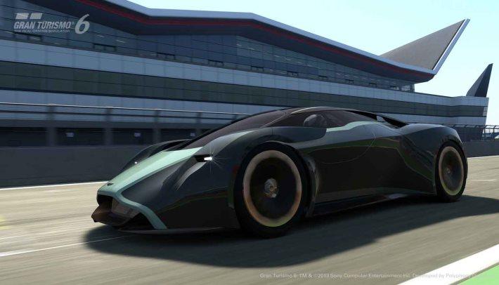 Image 5: Aston Martin DP-100 Vision Gran Turismo