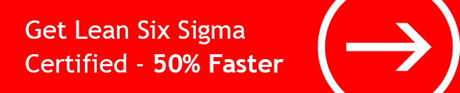 Fast Lean Six Sigma Training and Course