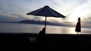 Syariah Beach Pulau Santen Banyuwangi