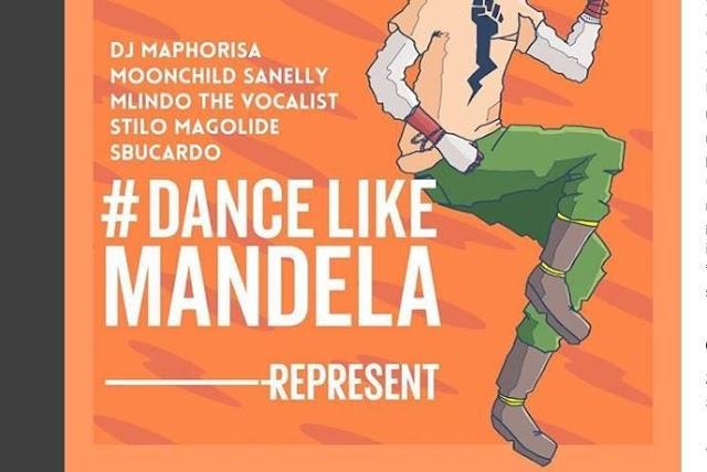 DJ Maphorisa – Dance Like Mandela Ft. Stilo Magolide , Moonchild , Milindo The Vocalist & DJ Sbucardo