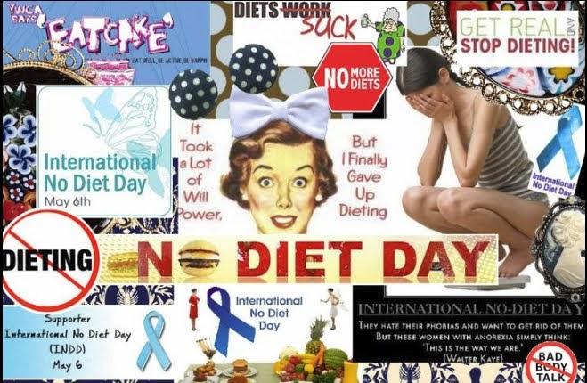 Consejos de Nutrición: ¡Feliz Día Internacional sin Dietas!