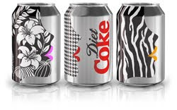Benefit Cosmetics collaborates with Diet Coke for 2012
