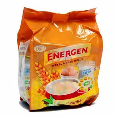 Energen Rasa Vanilla