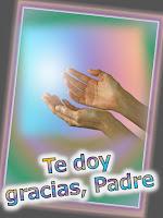 Resultado de imagen para En aquel tiempo, exclamó Jesús: «Te doy gracias, Padre, Señor de cielo y tierra