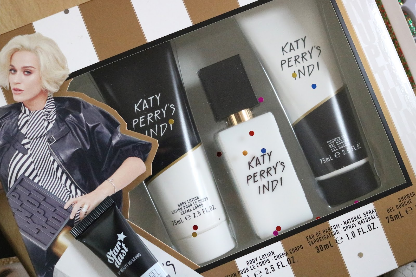 katy perry indi perfume set
