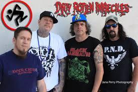 Les membres de D.R.I (Dirty Rotten Imbeciles)