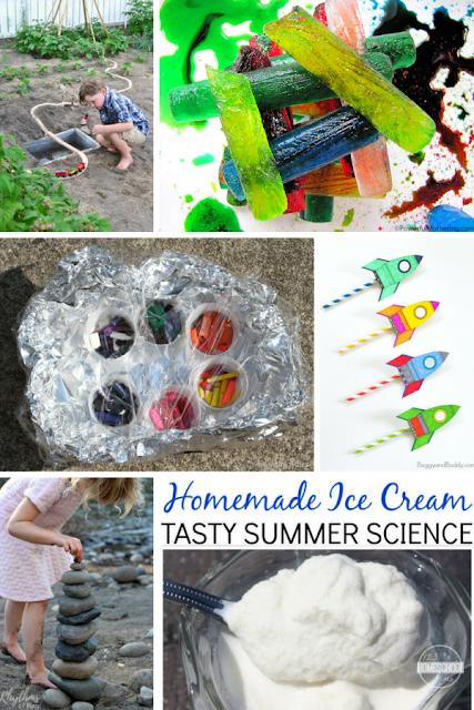 Summer Bucket List Science and STEM Activities