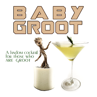 The Baby Groot Cocktail
