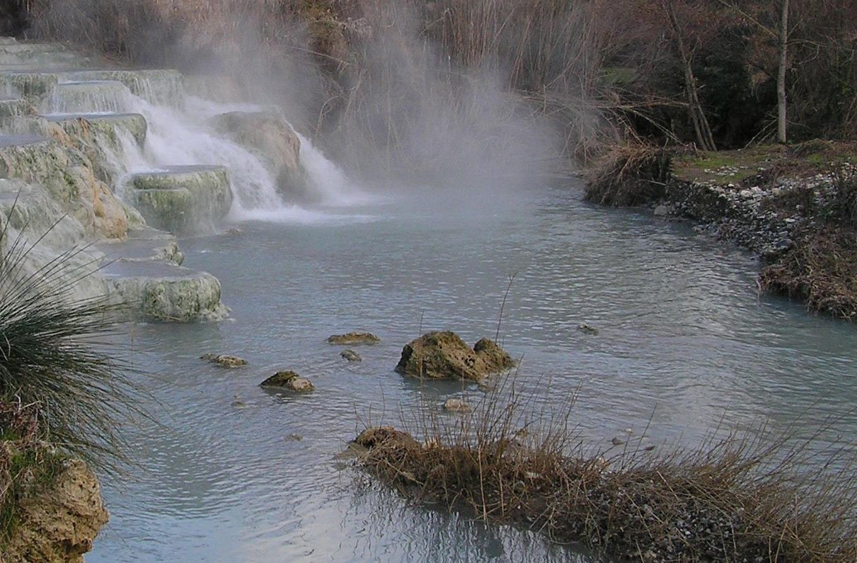 DOMVS ROMANA Salus per aquam las aguas termales en la