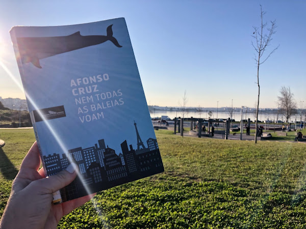 Nem Todas as Baleias Voam | Afonso Cruz