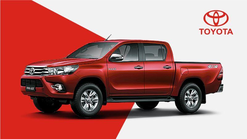 Daftar Harga Toyota Hilux Double Cabin 2018