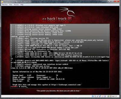 hướng dẫn hack wifi với backtrack 5 r3