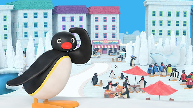 Regresa Pingu In The City (Justo en la mera infancia)