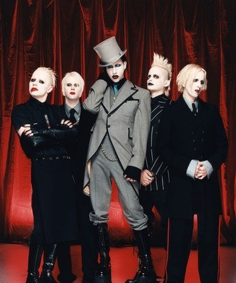Groupe Marilyn Manson