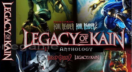 Legacy of Kain Anthology PC Free Download