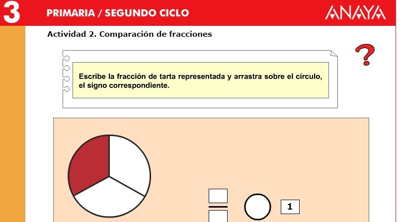 LOS ZUMAQUEROS DE CUARTO: TEMA 5: FRACCIONES (CUARTO DE PRIMARIA)