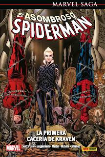 El Asombroso Spiderman 16. La primera cacería de Kraven