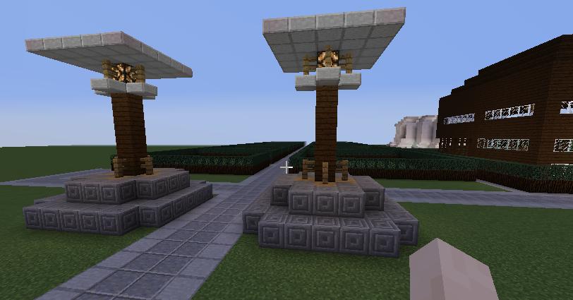 Minecraft Bauideen Von Andreas Zintzsch Buchrezension Irgendwas - Minecraft gute hauser zum nachbauen