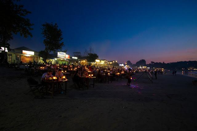Spiaggia di Jimbaran