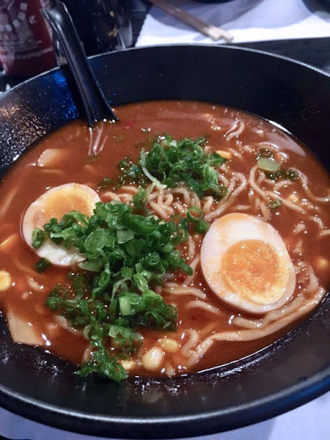Ichiban Ramen & Sushi - Review by Stacey Kuhns