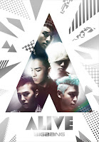 big bang,alive,japanese version