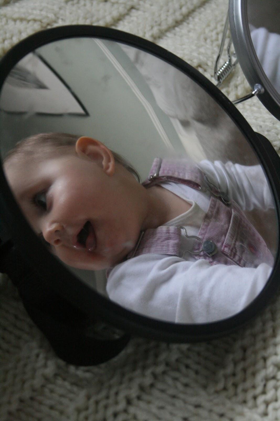 Baby Play Mirrors The Imagination Tree
