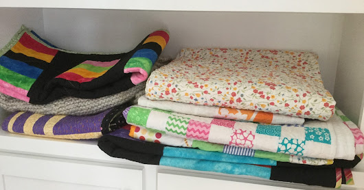 ALL THESE QUILTS!