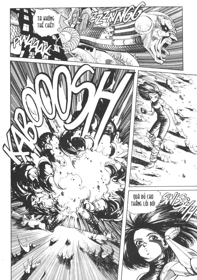 Battle Angel Alita chapter 07 trang 8