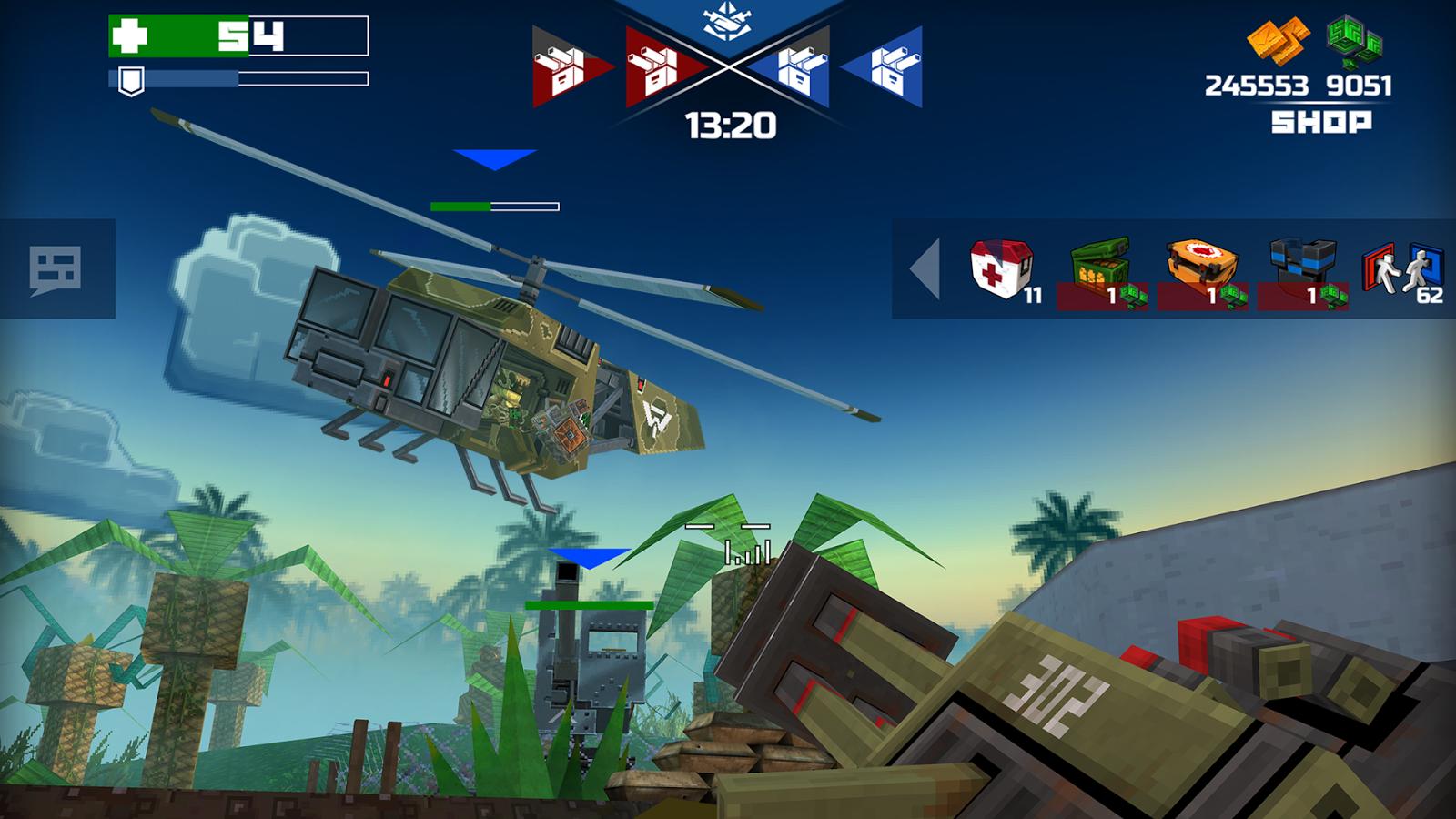 Pixelfield  Best Fps Moba Strategy Game Mod Apk V1210 -2464