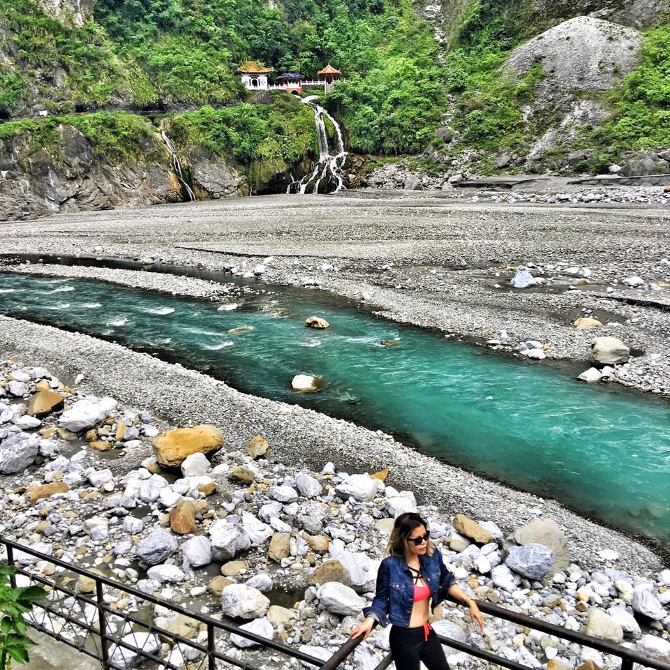 Travel with Crystal- 4 days in Taiwan- Eternal Spring in Taroko National Park