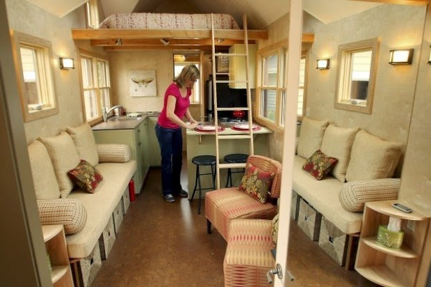 Tiny Home Designs: Chasing Quaintness: Tiny Homes