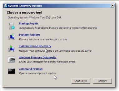 cara membuat cd repair untuk windows 7 silabus rpp sd smp sma. Black Bedroom Furniture Sets. Home Design Ideas