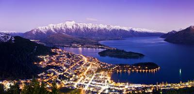 Ibukota Selandia Baru