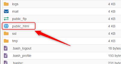 Cara Backup Wordpress di cPanel Hosting