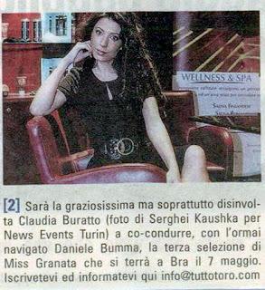 Новости и события Турин Serghei Kaushka фотограф италии CronacaQui
