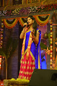 Ramya Behra At Om Namo Venkatesaya Audio launch-thumbnail-2