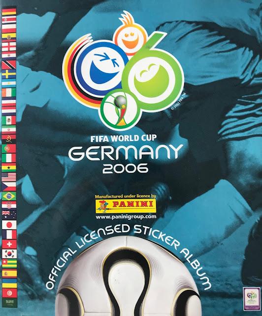 Album Germania 2006 versione italiana
