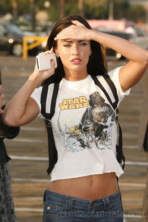New Hollywood Style: Megan Fox Transformers