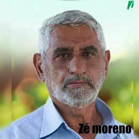 Falece ex-prefeito de Nova Cantu José da Rocha Pita