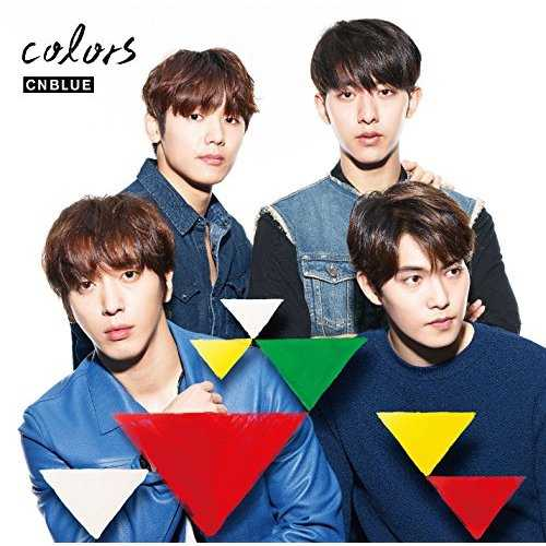 [Album] CNBLUE – colors (2015.09.30/MP3/RAR)