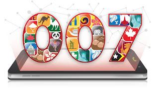Telkomsel, Promo Tarif SLI 007, paket nelpon luar negeri murah telkomsel, sli, cara nelpon murah ke luar negeri sesama telkomsel