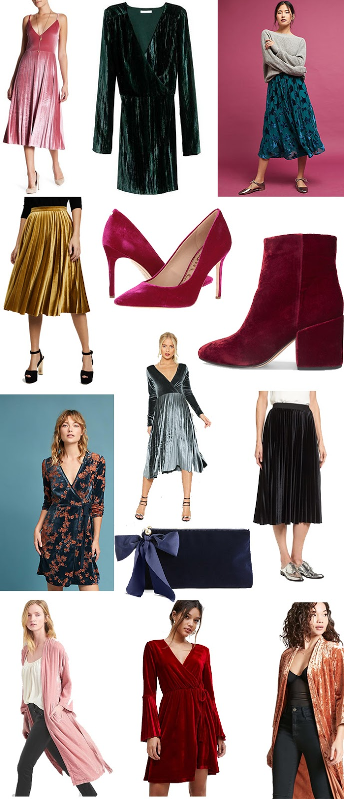 Velvet Looks That Will Have You Covered For Party Season