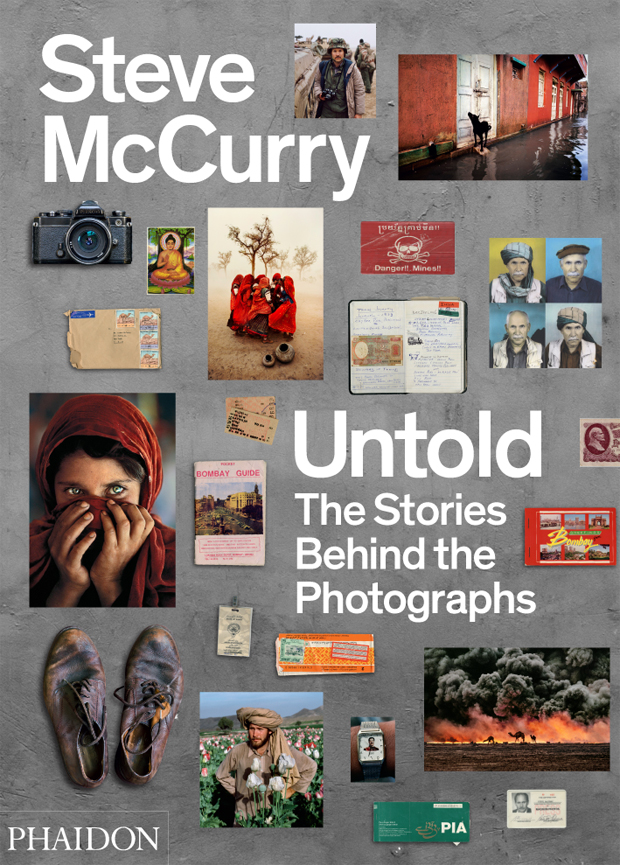 Untold: The Stories Behind the Photographs (Steve McCurry)