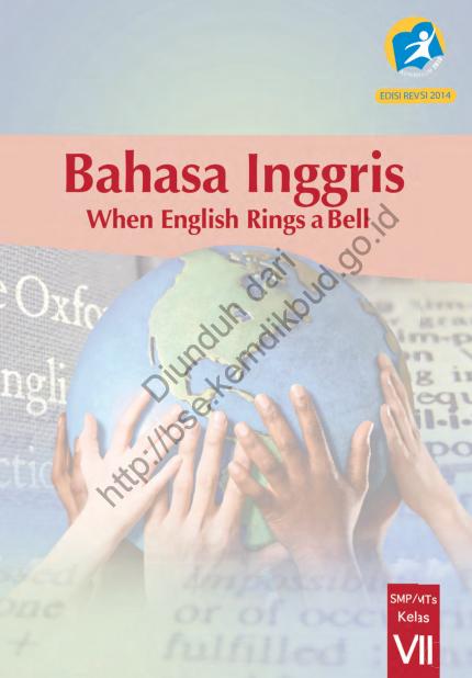 Bahasa Inggris Untuk SMP Kelas 7