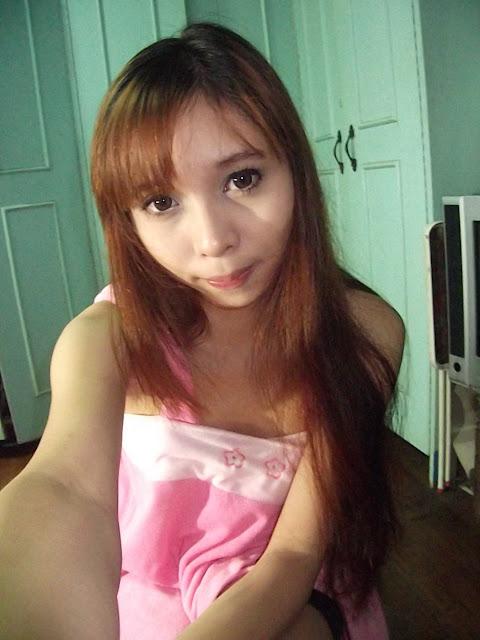 trixia salonga, yourbestpicks, hair, beauty, selfie