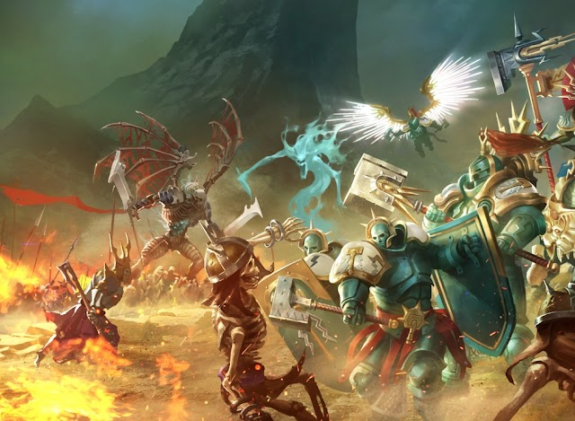 2nd Edition Info from the Stormcast Podcast: Endless Spells......
