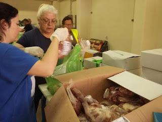 Από τον Δήμο Κατερίνης ως επικεφαλής εταίρος της Κοινωνικής Σύμπραξης Π.Ε. Πιερίας: Διανομή κρέατος στους ωφελούμενους του προγράμματος «Επισιτιστικής και Βασικής Υλικής Συνδρομής»