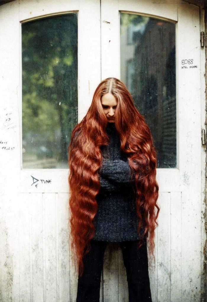 Weird or Interesting??: Girls with Long hair