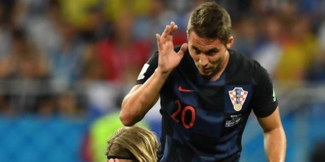Pemain Sayap Kroasia Marko Pjaca Mengaku Bisa Selevel Neymar Dan Eden Hazard Jika Tidak Dibelenggu Cedera