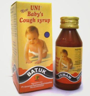 Harga Baby Cough Obat Batuk Bayi Efektif Terbaru 2017